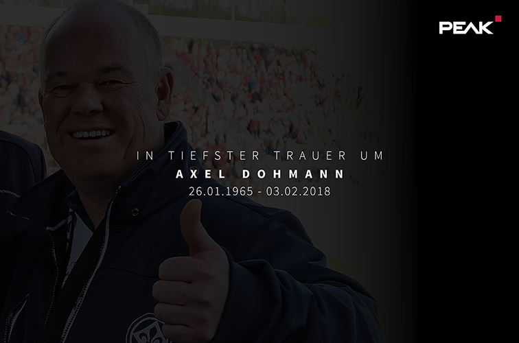 Rest in Peace Axel Dohmann